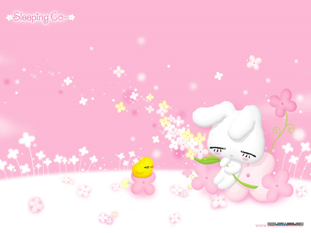 Kawaii Wallpapers   The cutest wallpapers EVER   Part 10 1024x768