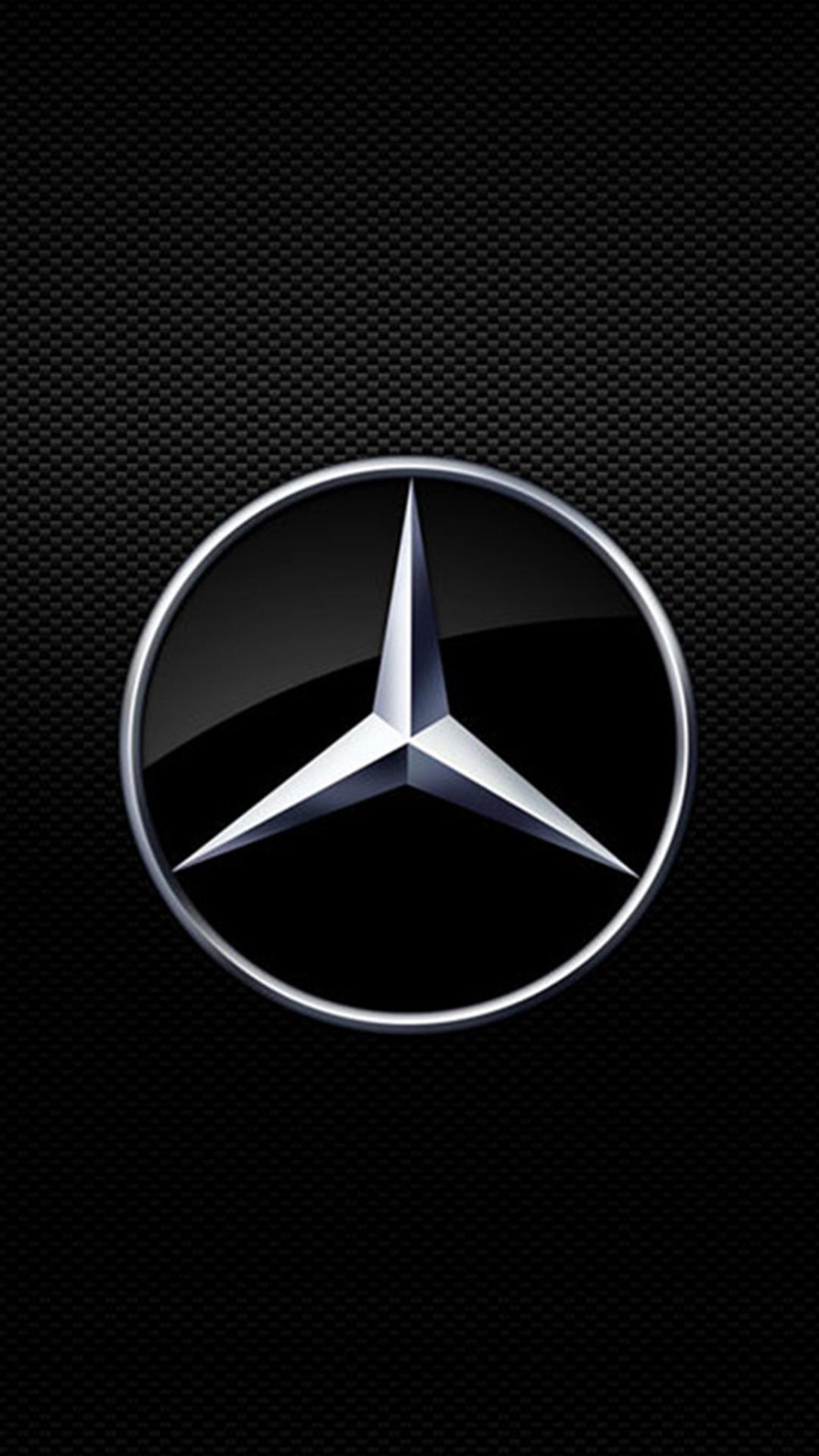 Mercedes Benz Logo Wallpapers Wallpapersafari