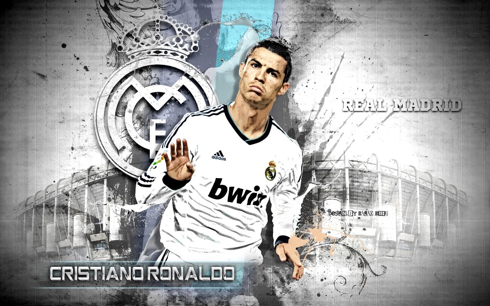 Cristiano Ronaldo Real Madrid 2013 HD Wallpaper 536 1600x1000