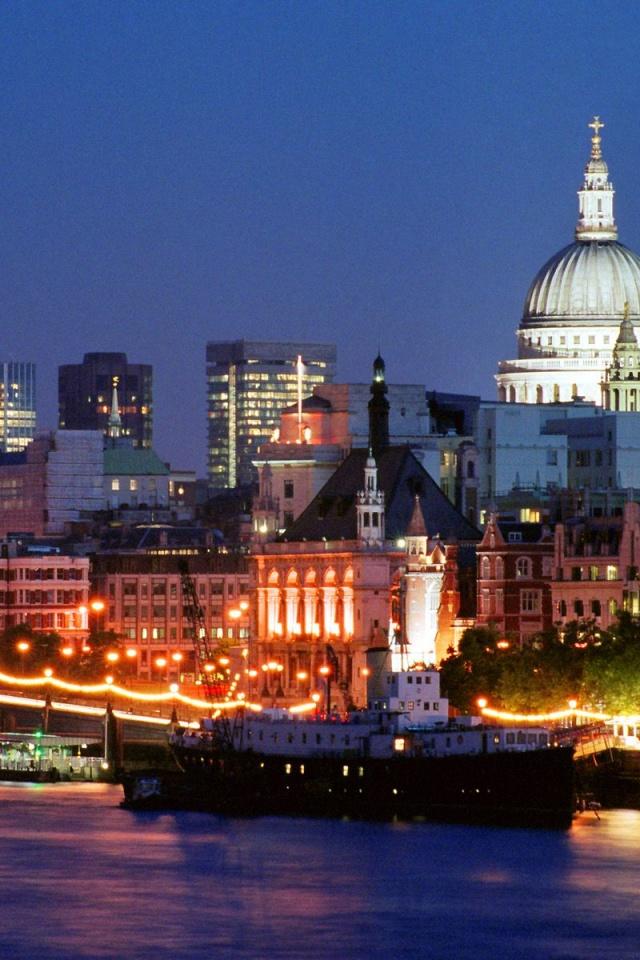47+ London Skyline Wallpaper on WallpaperSafari