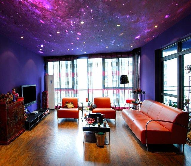 Galaxy Wallpaper for Bedroom - WallpaperSafari