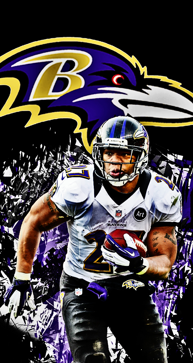 NFL iPhone Wallpapers HDR Sports 640x1200