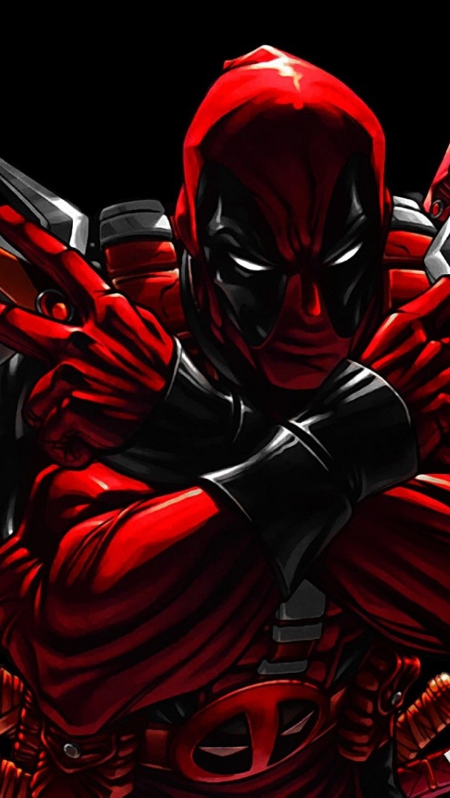Deadpool HD Wallpapers for iPhone 6 Plus | Wallpapers.Pictures |Deadpool Iphone Wallpaper
