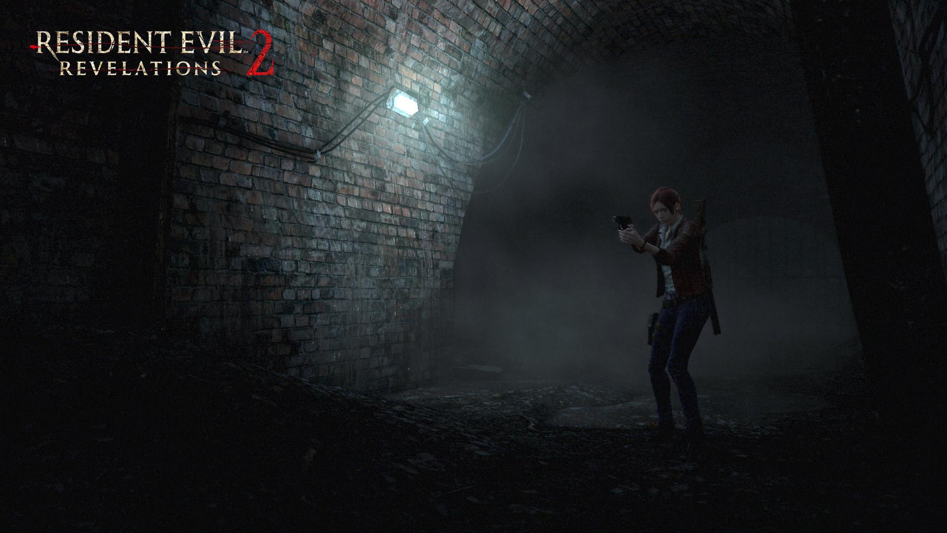 Free Download Resident Evil Revelations 2 Wallpaper In 1920x1080