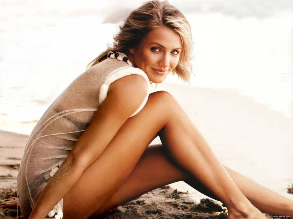 Cameron Diaz Latest Beautiful HD Wallpapers 1080p Pictures 1024x768