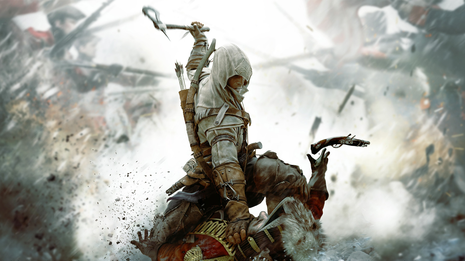 the Collection Assassins Creed Video Game Assassins Creed III 319633 1920x1080