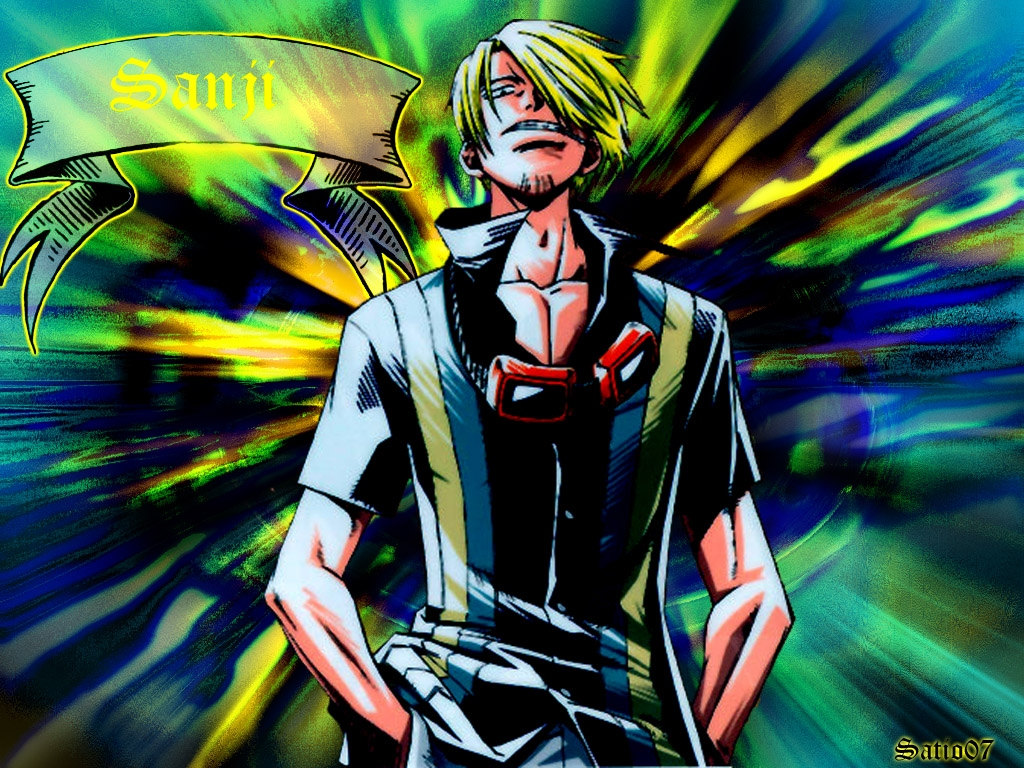 Free Download Onepiece Image One Piece Sanji Wallpaper V1