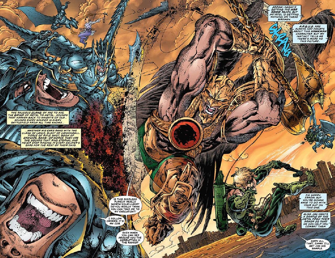 Comics   Hawkman Wallpaper 1280x985