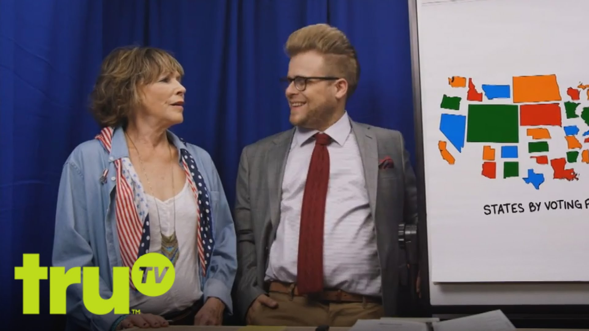 Why the Electoral College Ruins Democracy Adam Ruins Everything 1920x1080