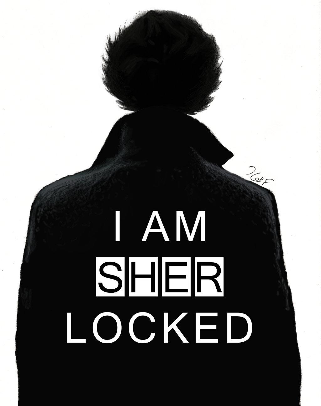 I AM Sherlocked Wallpaper - WallpaperSafari