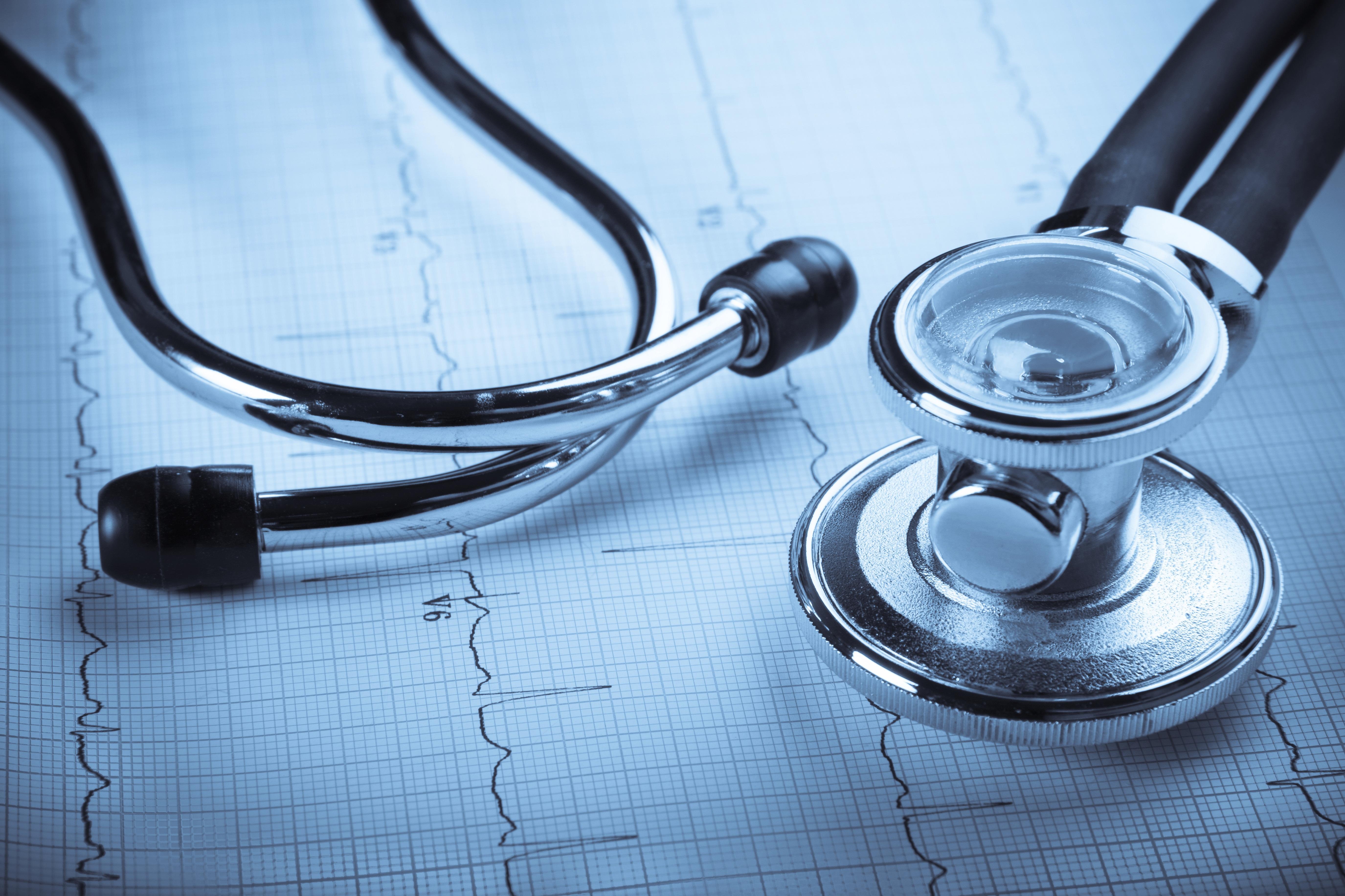 Doctors stethoscope medical equipment 5k Retina Ultra HD 5500x3666