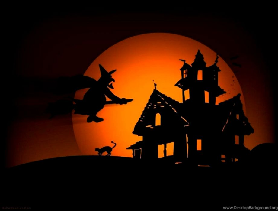 Halloween Desktop Wallpaper Screens Soft Wallpapers 921x698
