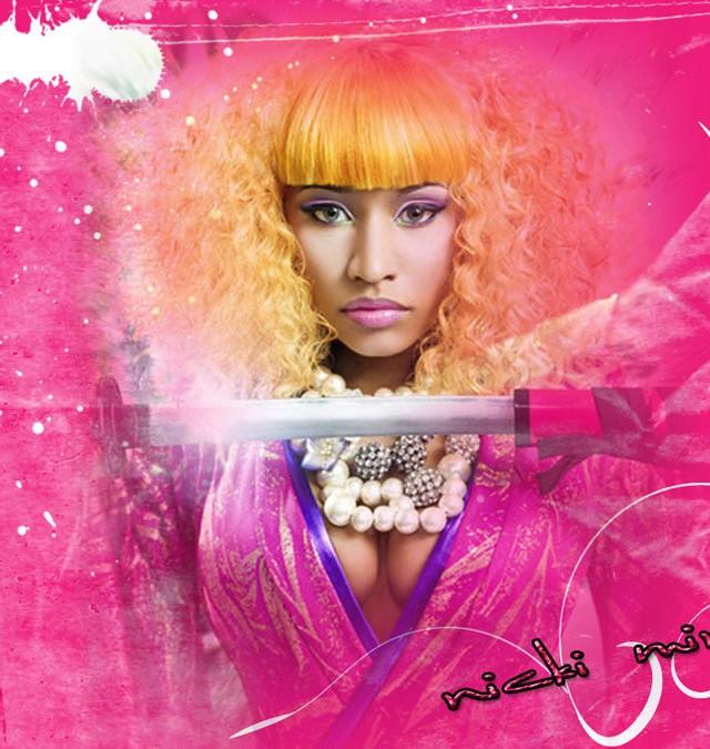 Nicki Minaj HD 8 Rap Wallpapers 640x675