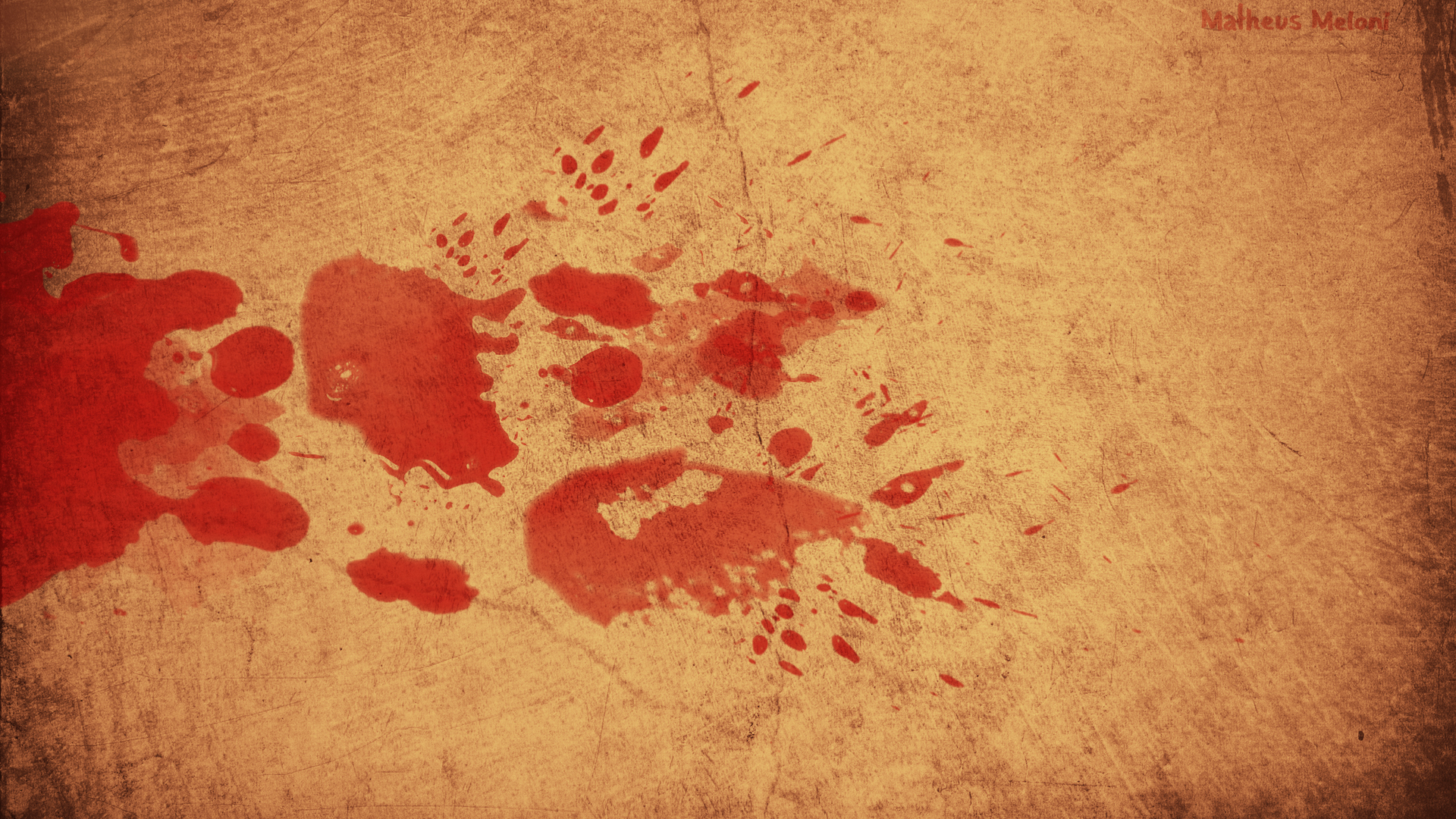 bloody splatter wallpaper - photo #25