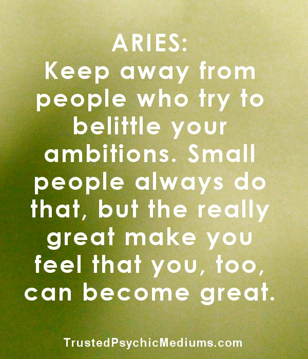 Quotes About Being An Aries Quote 600x700