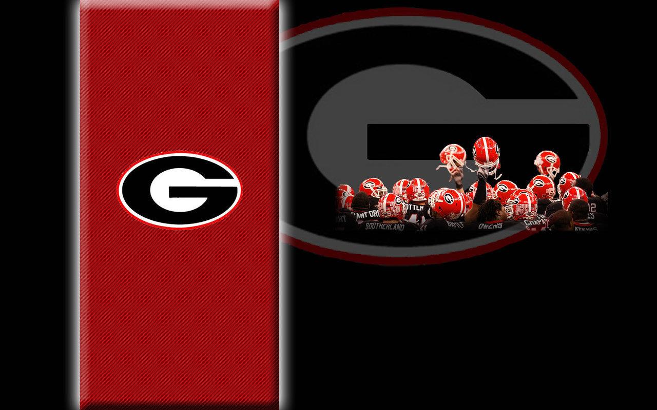 Georgia Bulldogs Desktop Wallpaper Georgia team by killer047 1280x800