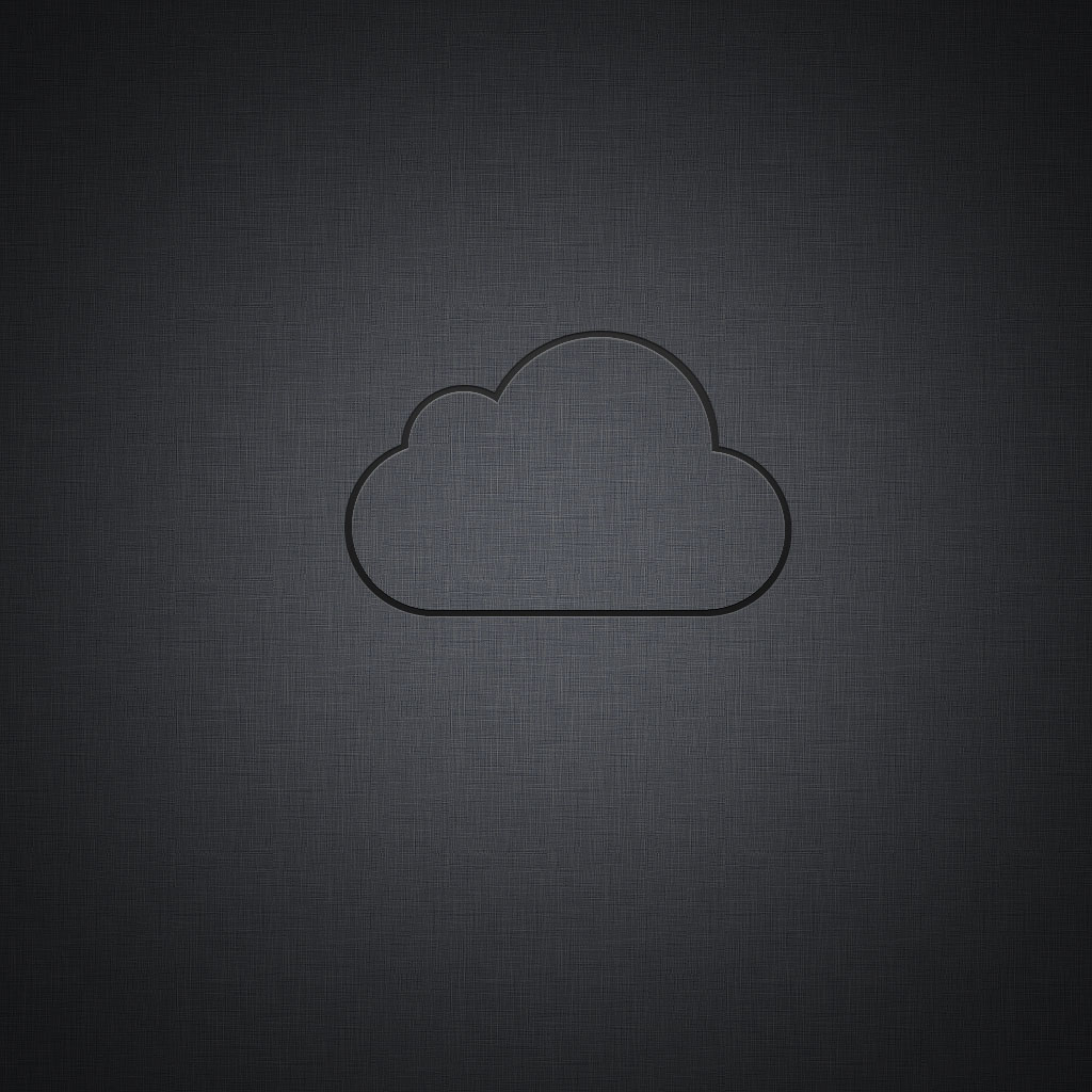 iCloud iPad iPad 2 Wallpaper iPad Retina HD Wallpapers 1024x1024