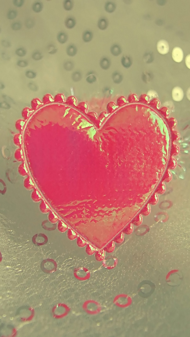 Download Valentines Day Love Heart Hd Wallpapers   Apple 640x1136
