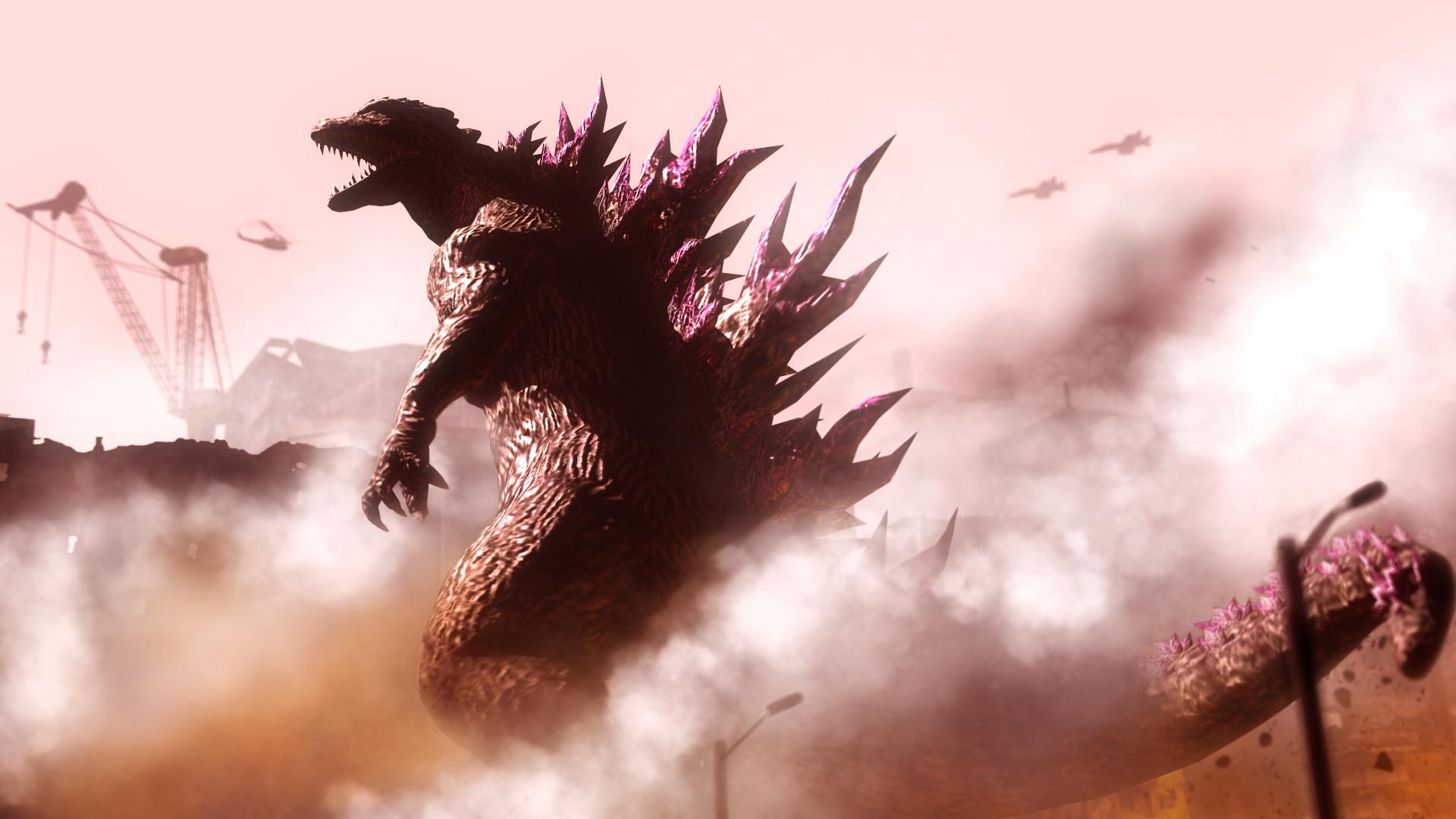 Godzilla Wallpaper Screensavers