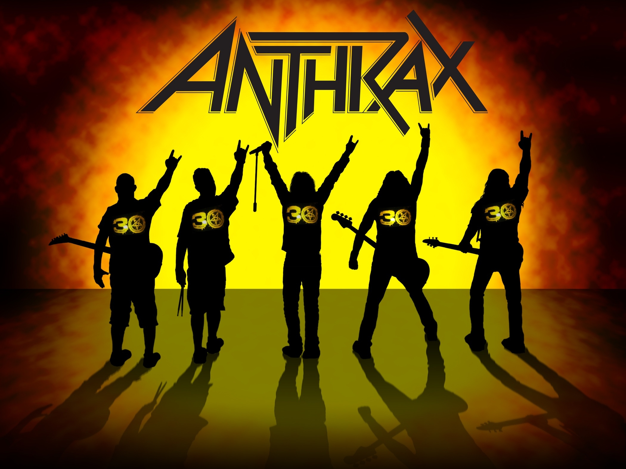 Anthrax heavy metal hard rock bands d wallpaper 2100x1575 2100x1575