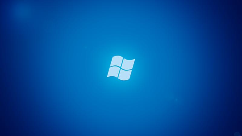 Black Wallpaper Windows 7 Starter Windows 7 Wallpaper by Lomax 800x450