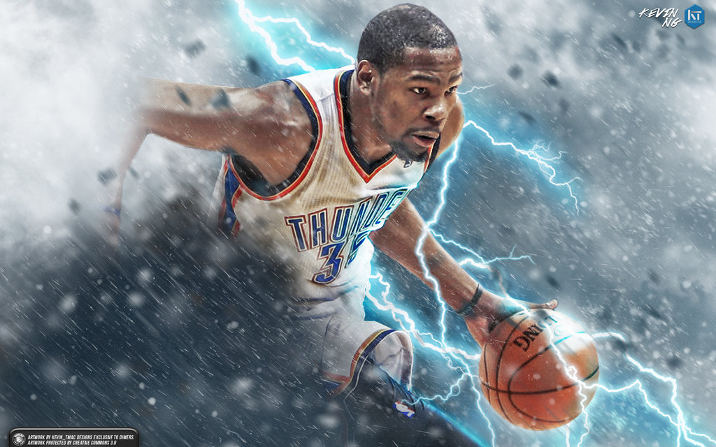 kevin durant  thor  wallpaper by kevin tmac d7a4eqvjpg 1024x640