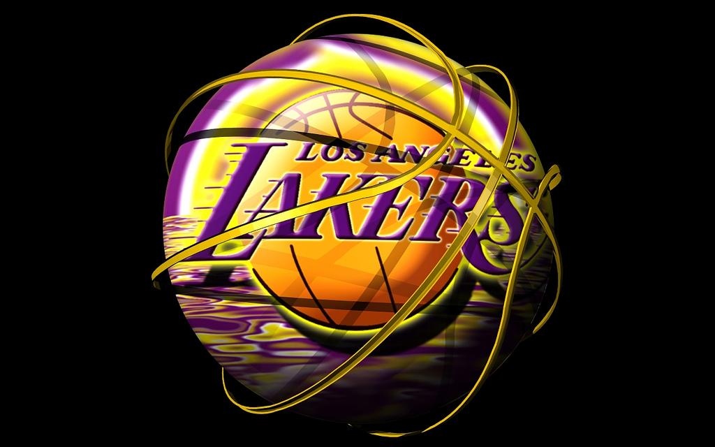 Nba Basketball Los Angeles Lakers: [39+] Lakers 3D Wallpaper On WallpaperSafari