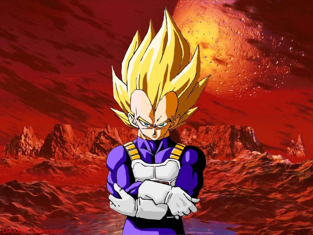 Vegeta wallpaper for android wallpapersafari - Dragon ball z majin vegeta wallpaper ...