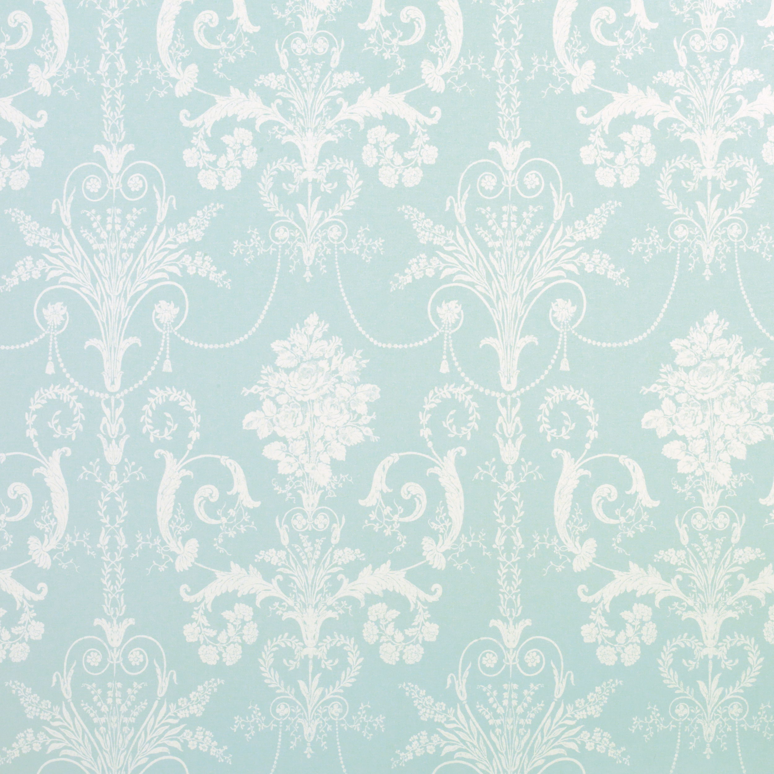 Duck egg blue wallpaper wallpapersafari for Blue wallpaper designs