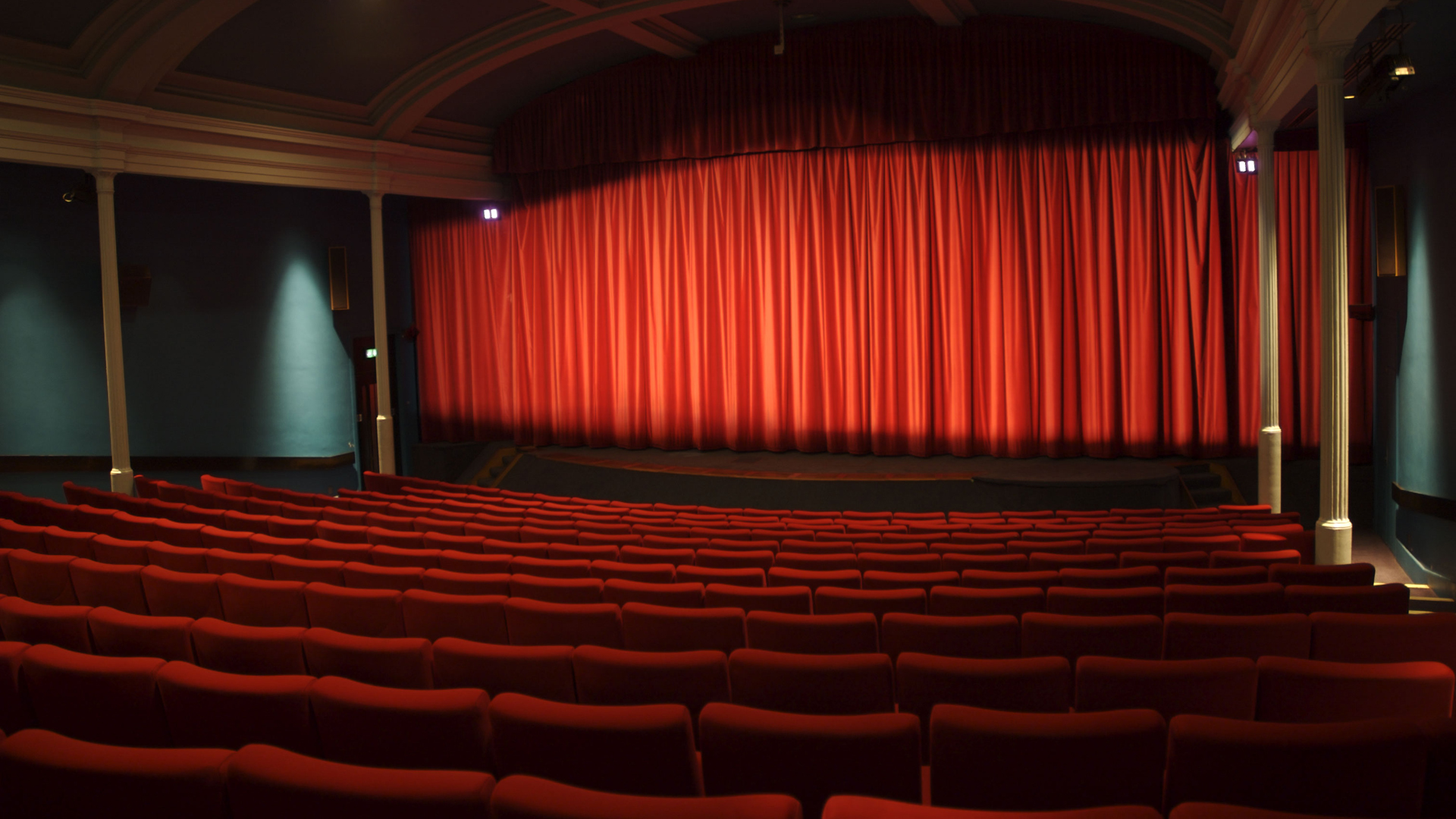47 Movie Theater Wallpaper On Wallpapersafari