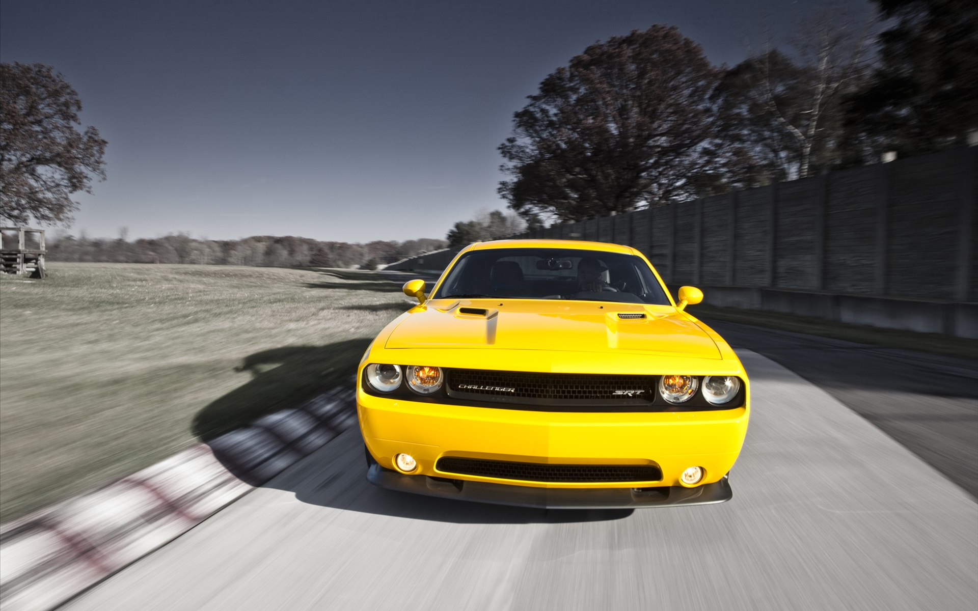 2012 Dodge Challenger SRT8 Wallpaper HD Car Wallpapers 1920x1200