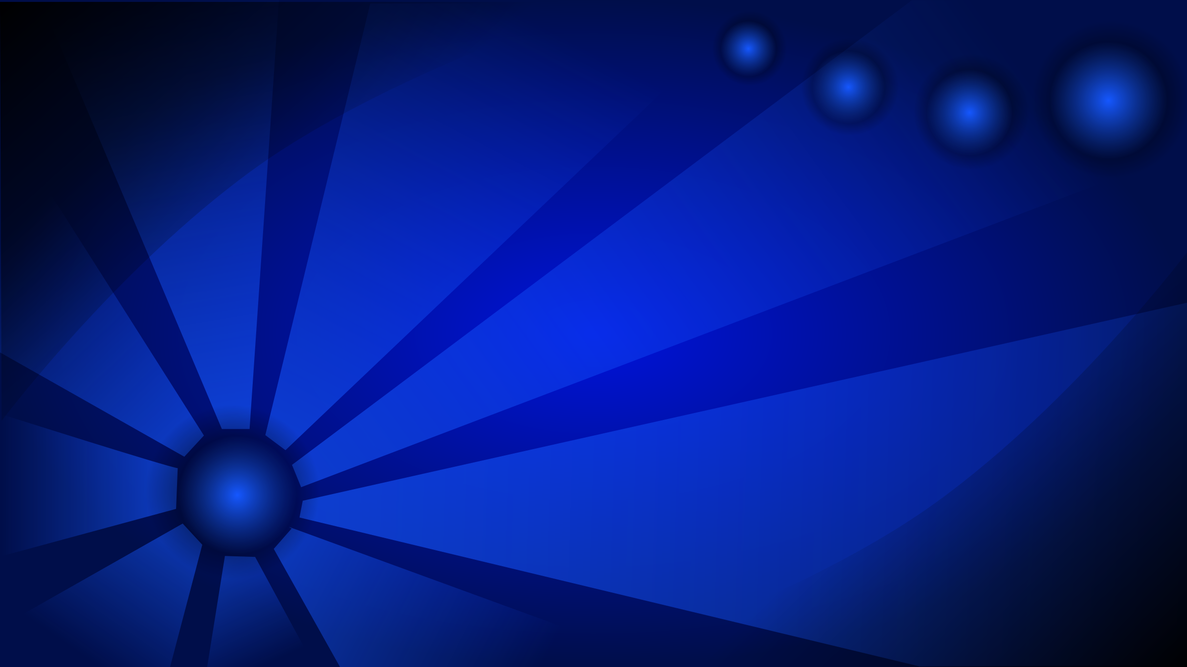 Clipart   Blue Abstract Wallpaper 2400x1350