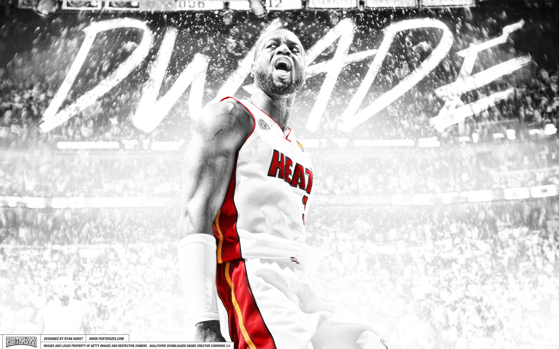 Dwyane Wade high quality background 1920x1200