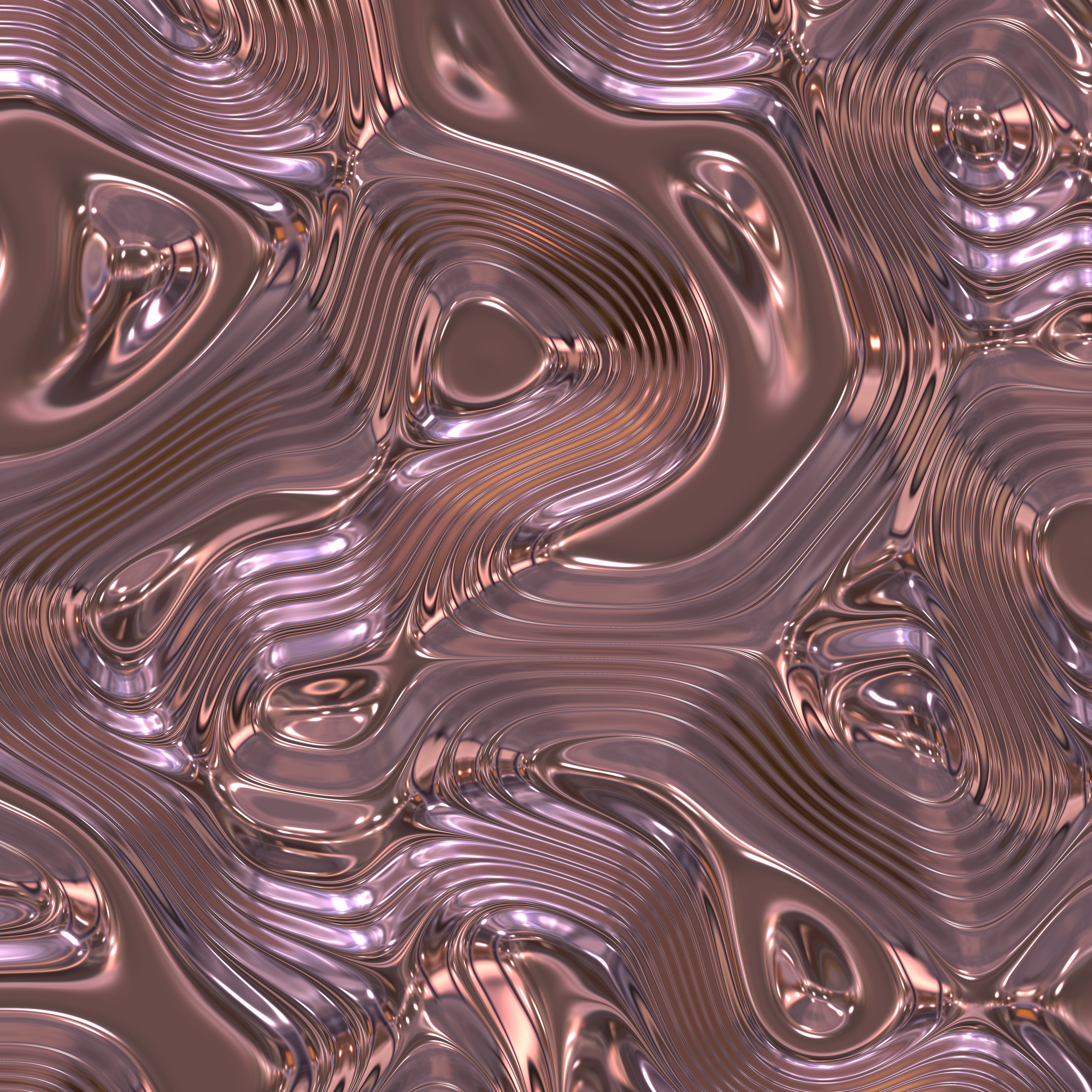 abstract flowing and moving liquid metal background texture www 4000x4000