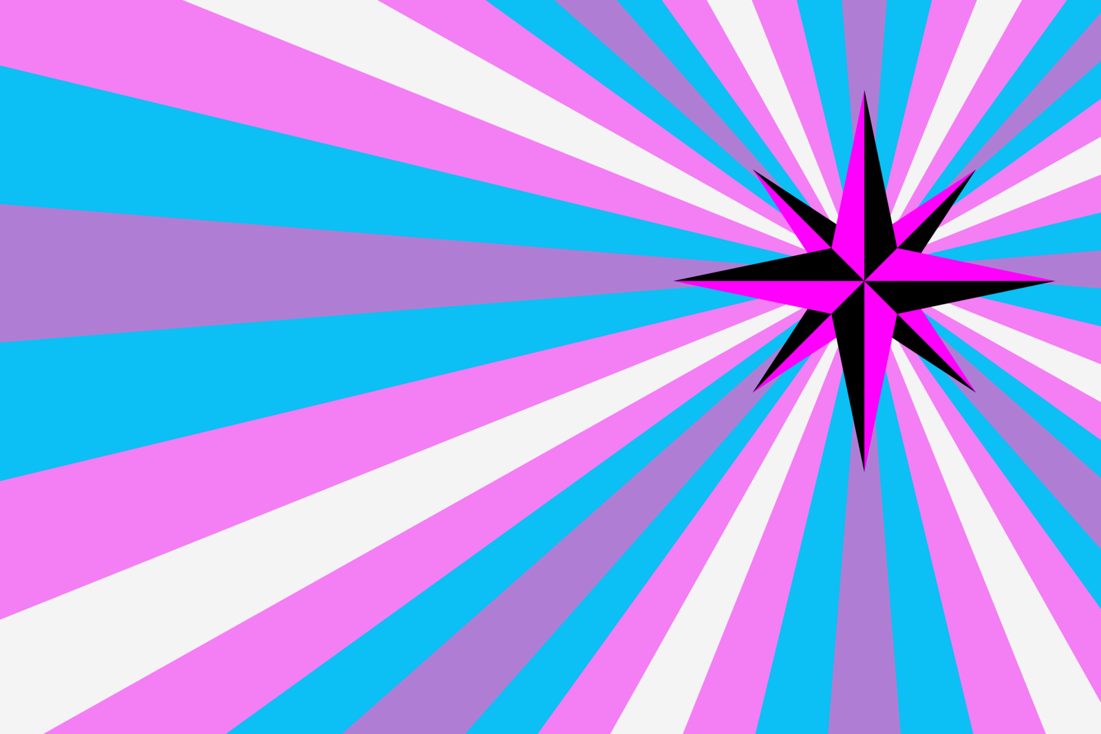 Queer Trans Anarchy Flag by lolliwolf 1600x1067