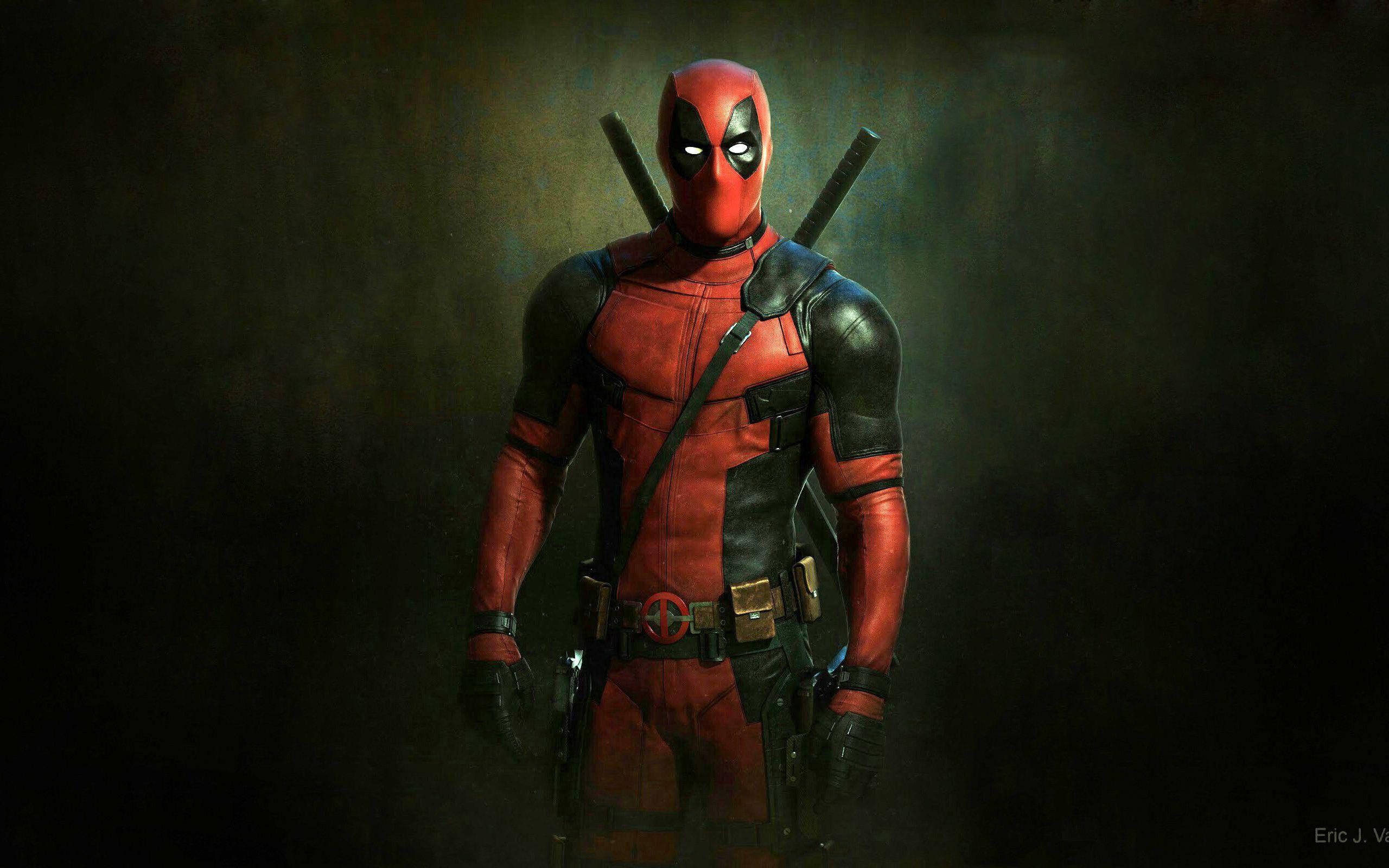 Deadpool Wallpapers   Top Deadpool Backgrounds   WallpaperAccess 2560x1600