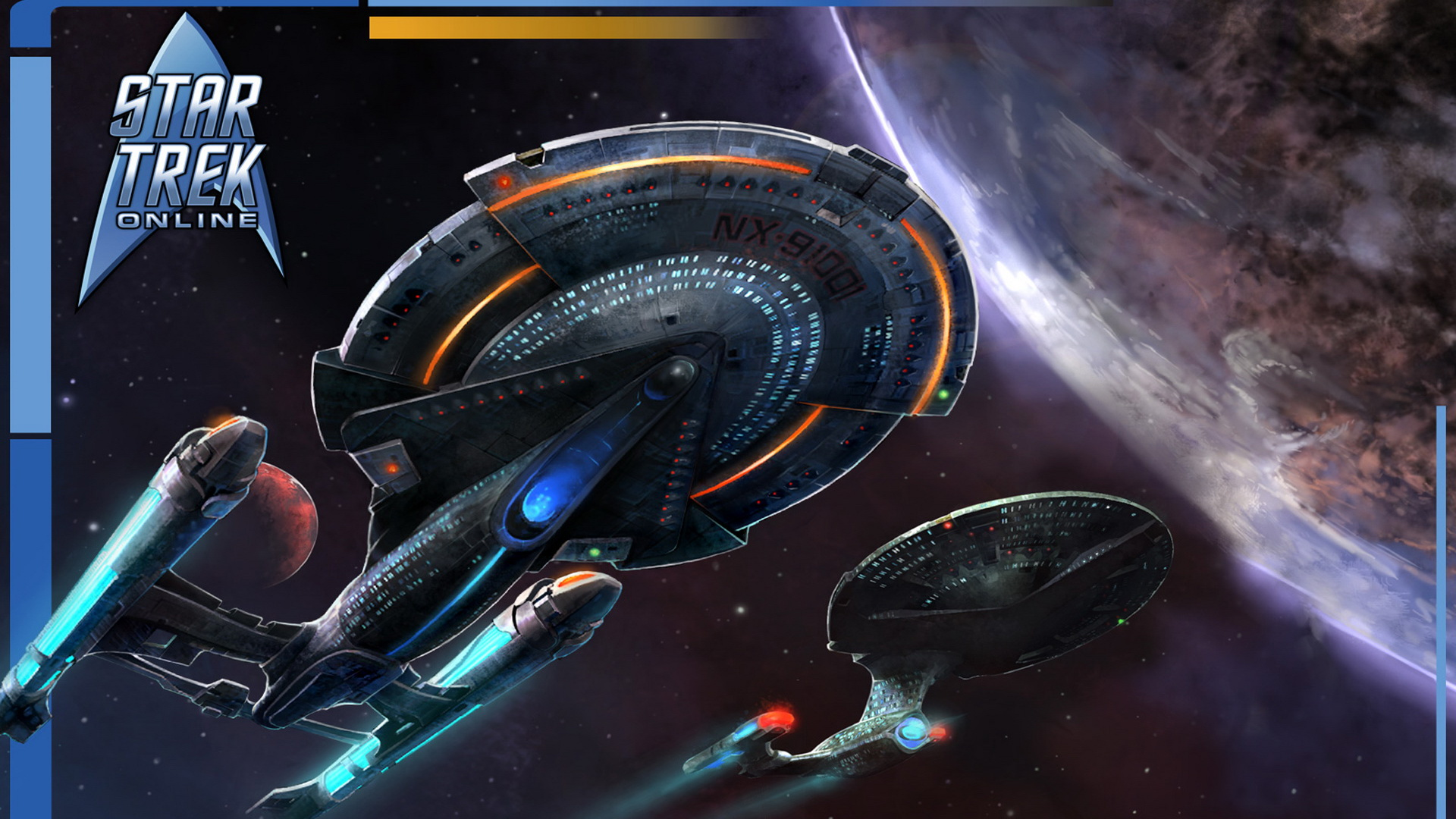 star trek online Wallpaper Game HD Wallpapers Video Games HD 1080p 1920x1080