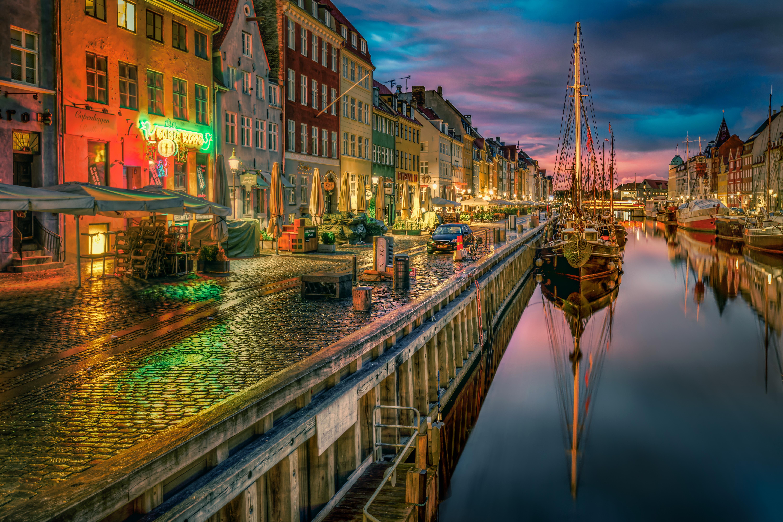 4 Copenhagen HD Wallpapers Background Images 6000x4000