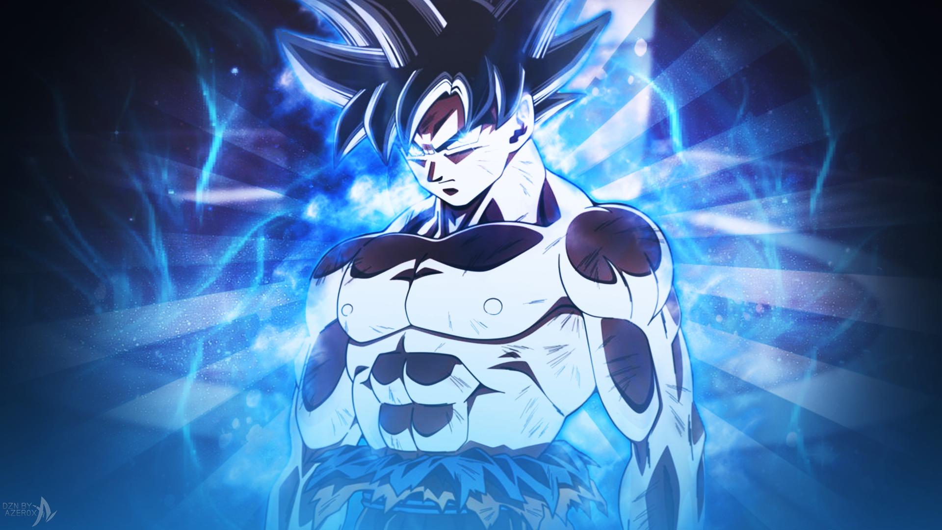 Limit Breaker Goku Wallpapers 1920x1080