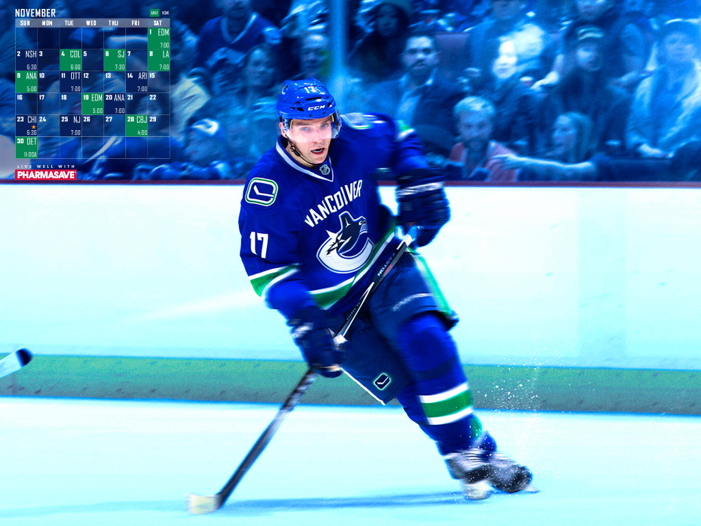 Wallpapers   Vancouver Canucks   For Fans 1024x768
