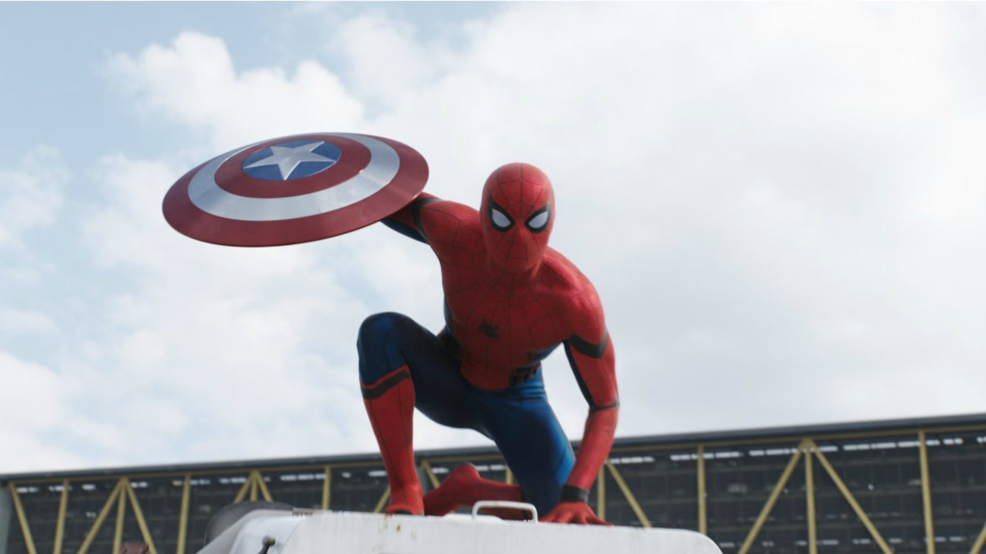 Captain America Civil War The verdict on Tom Hollands Spider 1920x1080