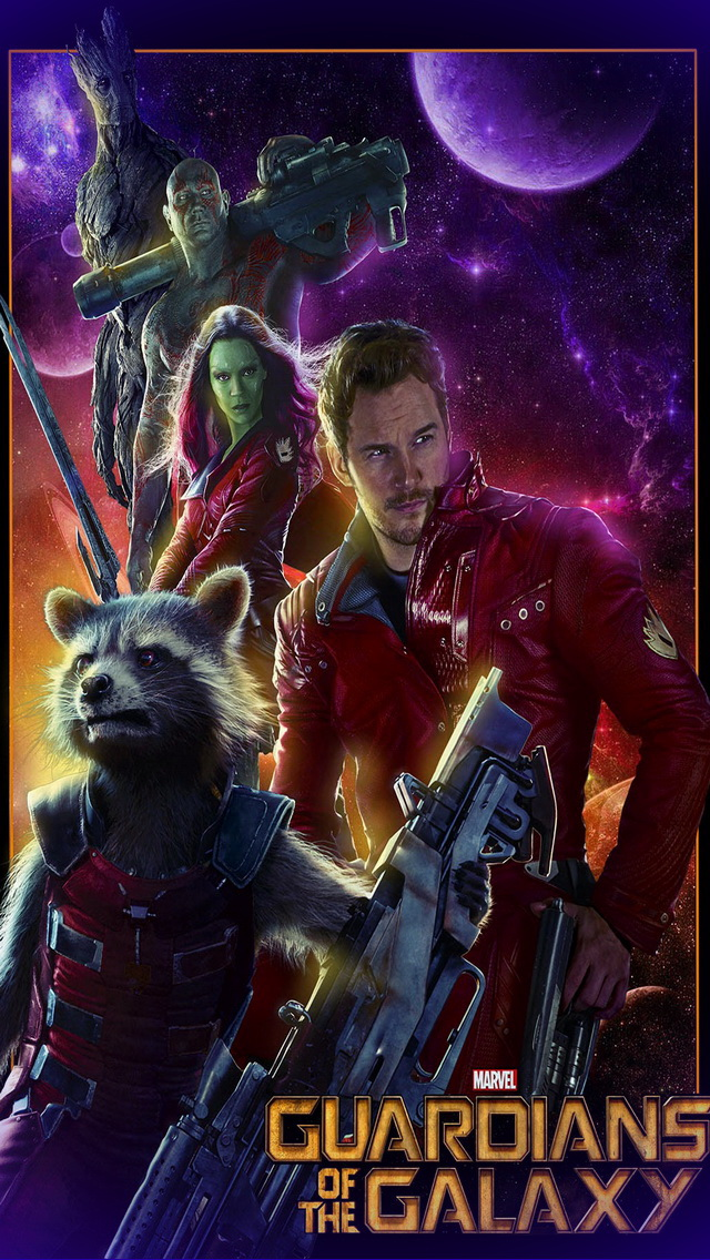 Iphone Guardians Of The Galaxy Wallpaper 4k Cuencahoy Info