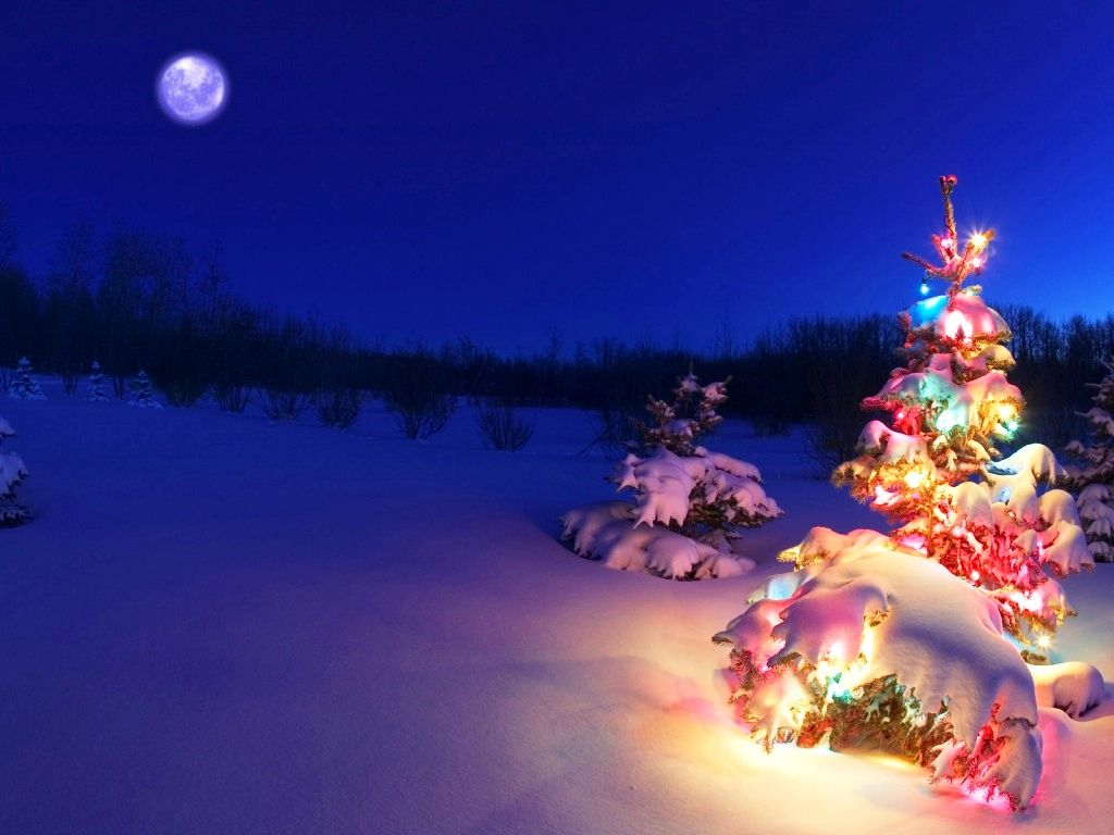 3D Christmas Desktop Backgrounds Holiday Pictures Christmas 1024x768