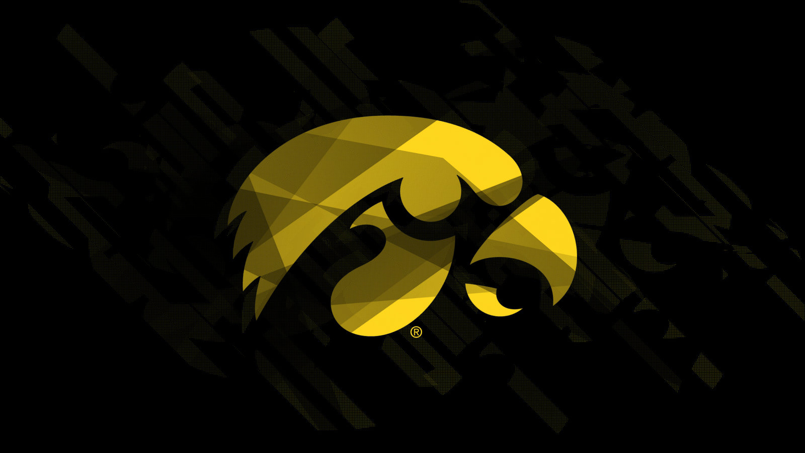 Iowa Hawkeyes Wallpaper by ValencyGraphics 1600x900