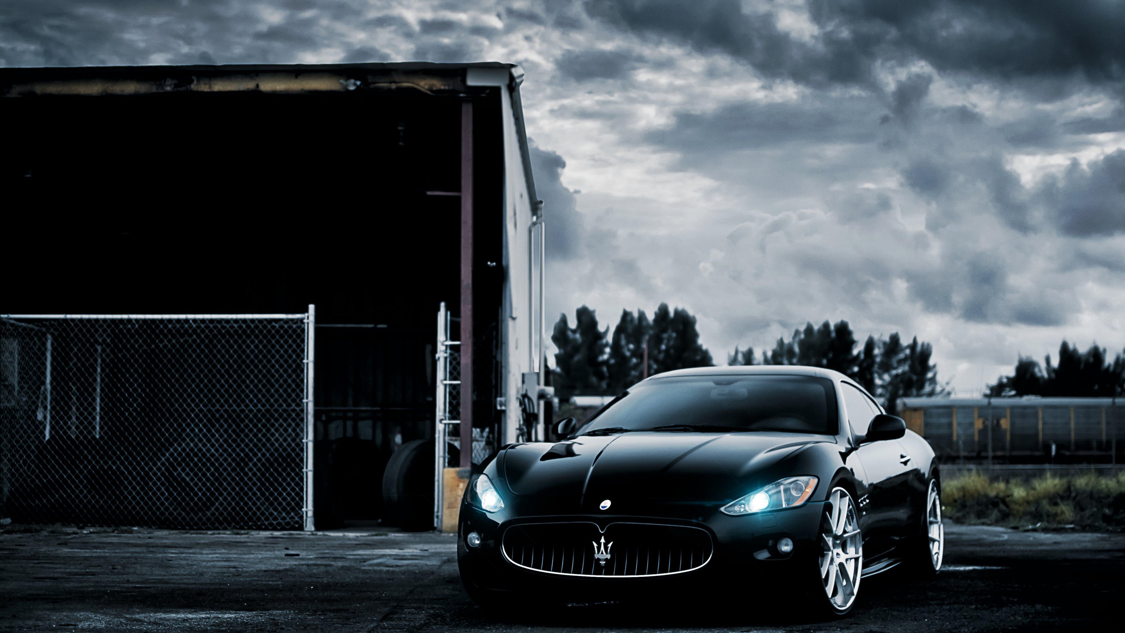 Maserati Wallpaper 12   3840 X 2160 stmednet 3840x2160