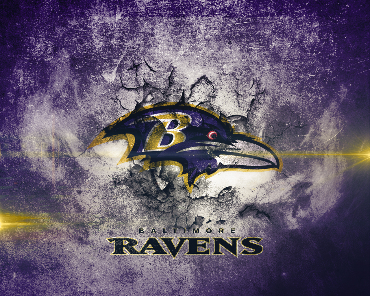 Baltimore Ravens Wallpaper 52914 1280x1024px 1280x1024