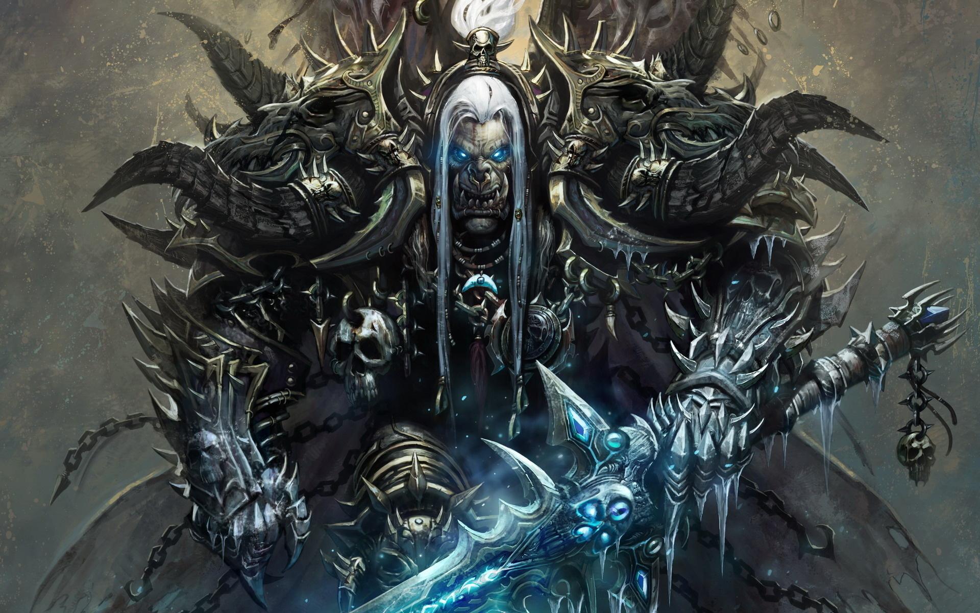Pics Photos   World Of Warcraft Orc 1920x1200