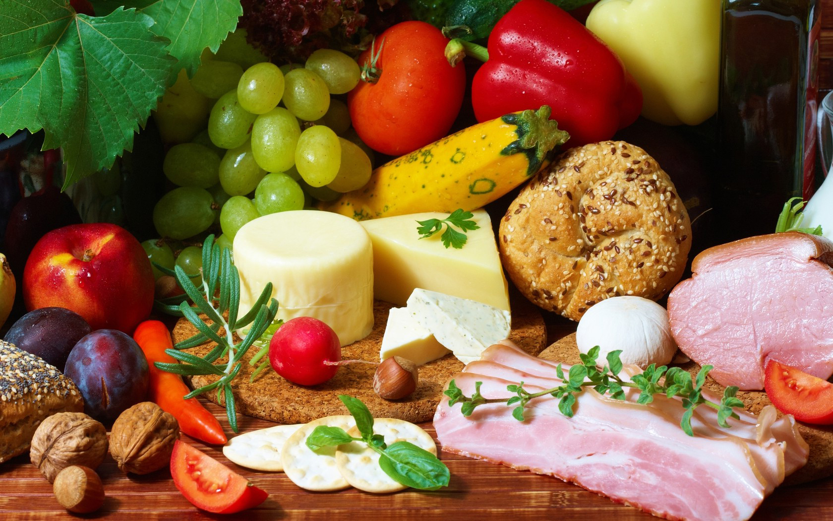 food desktop wallpaper 1680x1050