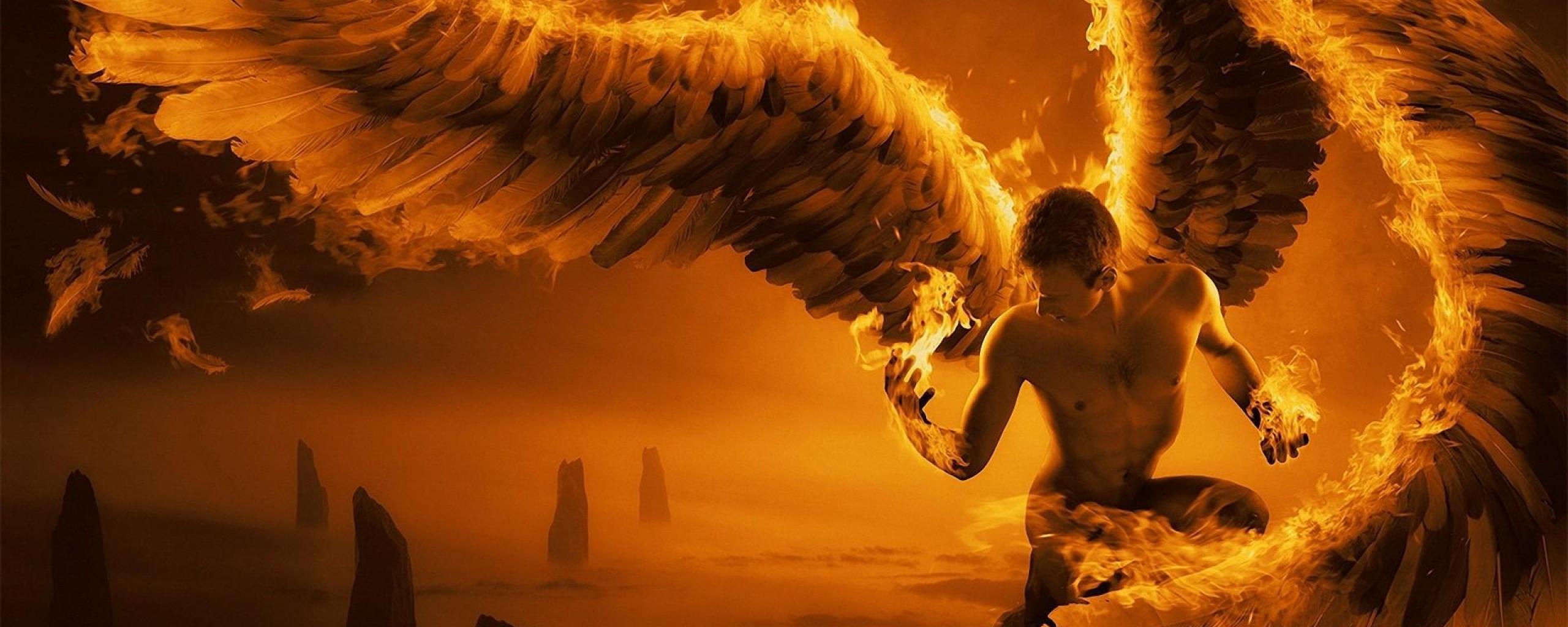 Wings of Fire Wallpaper - WallpaperSafari