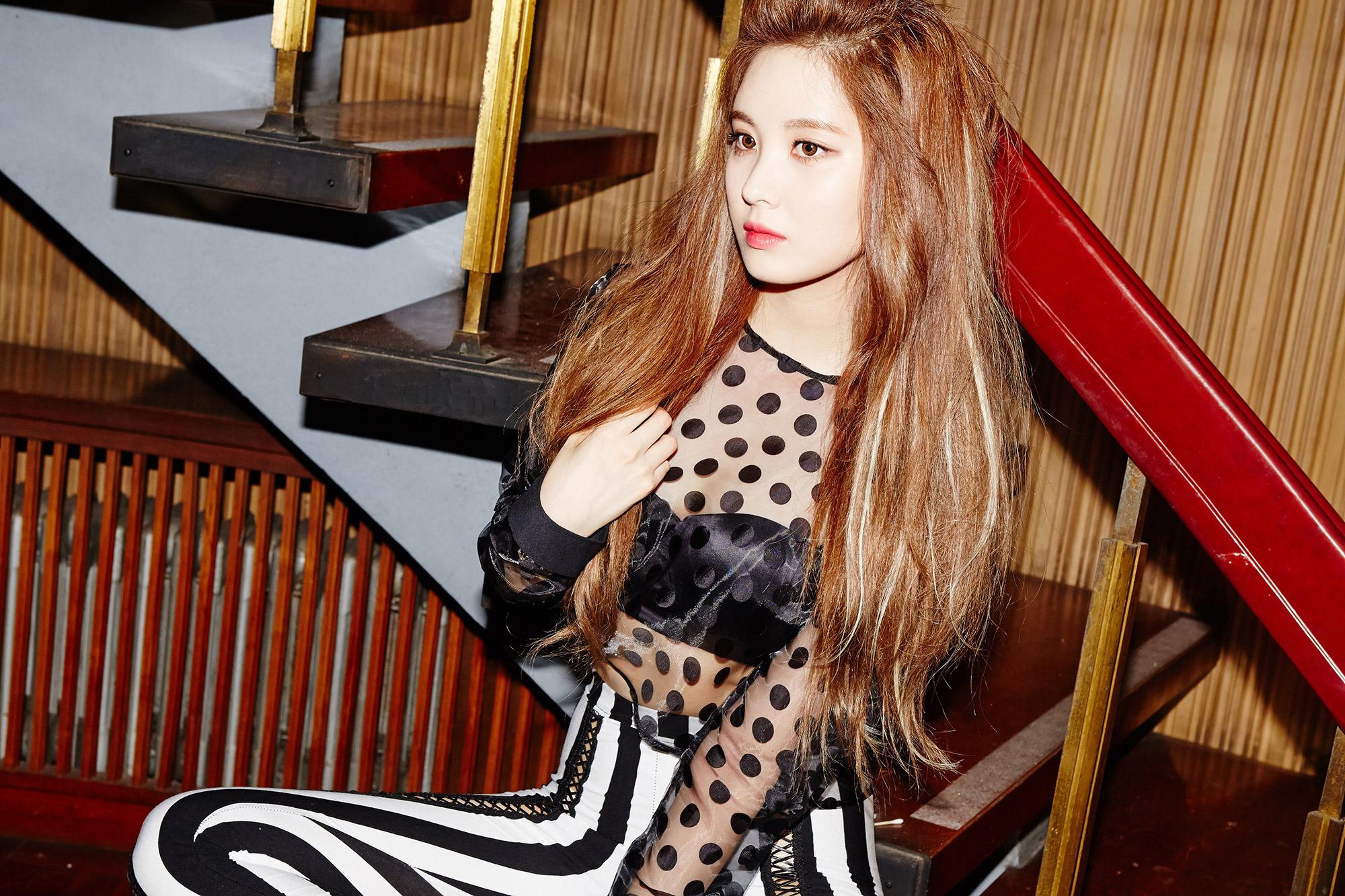 TaeTiSeo Seohyun Holler Image Teaser   TaeTiSeo Wallpaper 2000x1333